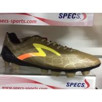 Sepatu bola specs accelerator fury fg gold 2017 new original 100%