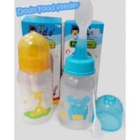 Jual BPA FREE Food Feeder botol dot sendok perlengkapan makan bayi BOTOL S Murah