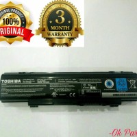 JUAL Baterai Battery Laptop Original Toshiba Qosmio PA3757 T751 F750