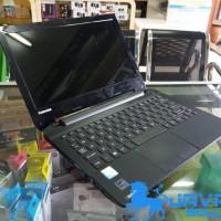 Laptop Toshiba NB10 281O Ram2gb HDD500Gb haswell Bekas