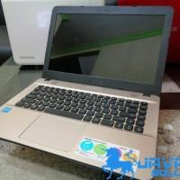 Laptop ASUS X441UA Core i3 6006 Ram4gb Gold Gransi asus Bekas