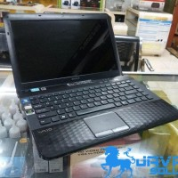 Laptop Sony vaio Core i5 VPCE Ram4gb Nvidia Geforce Bekas
