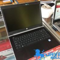 Laptop HP probook 440 G5 Core i7 caffelake Gress likenew Bekas