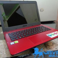 Laptop Asus x441uv Likenew Gress core i3 6006u Bekas