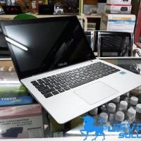 Laptop Asus s400c vivobook Core i3 Touchscreen Ram4GB Bekas