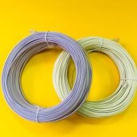 Kabel Roset Telepon FULL 50 Meter + Jack 2 Pairs Cable Telpon 50M