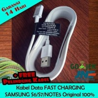Kabel Data SAMSUNG FAST CHARGER 100% ORIGINAL S6/S7/Note5