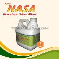 POC NASA DI PEKANBARU RIAU | 3 Liter
