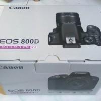 Canon EOS 800D Garansi Datascrip