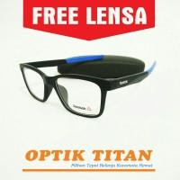 Harga frame kacamata minus baca pria wanita 5782 biru | Pembandingharga.com