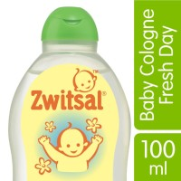 Zwitsal Baby Cologne Natural Fresh Day 100m