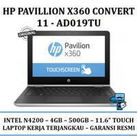 Laptop/Notebook HP Pavilion x360 Convert 11-ad019TU [2EG30PA]-Original