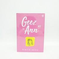 Novel Geez Dan Ann Jilid 2 - Rintik Sedu