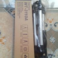 tripod kuat besar weifeng wt 3110a 1020 mm dpat holder untuk handphone