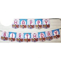 [Jual Murah] Bunting Flag/Banner Flag Happy Bday LOL Surprise No.147