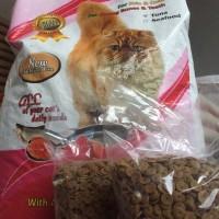 Makanan kucing - Nice Cat Food Repack 1kg