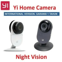 Xiaomi Yi Home Camera International Edition IP Camera CCTV Black