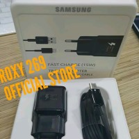 Charger Carger Hp Samsung S9 S9plus S10 Note 8 Note8 9 Note9 N Diskon