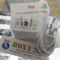 Carger Charger Hp Xiaomi Mi6 USB TYPE-C FAST CHARGING 3A Kode Murah