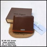 dompet import 8f-022 brown dompet saku mini dompet pria murah terbaru 14275646f6