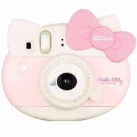 BEST CAM Kamera Fujifilm Instax Polaroid Mini Hello Kitty Murah