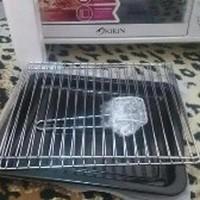 Kirin Oven Microwave Toaster 19 Liter Daya Low Watt KBO Diskon