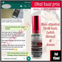 Durevel Spray - Obat Herbal Kuat Tahan Lama & Mengatasi Ejakulsidini