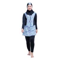 Baju Renang Muslimah Jumbo Big Size