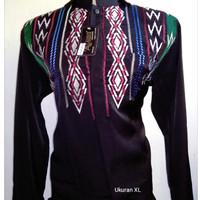 Cuci gudang baju koko muslim merk tasmatas al nadir ukuran XL