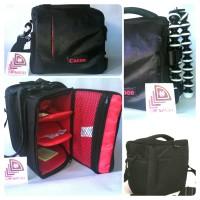 Tas Kamera DSLR - SLR Bag Camera - Kotak - Canon EOS