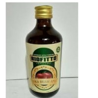 Cuka Apel Biofitto Isi 330 Ml Herbal Obat Darah Tinggi-Rematik