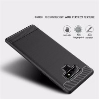 SoftShell Carbon Fiber Samsung Galaxy Note 9 Soft Case