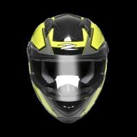 Best Seller!! Helm Zeus Z811 Al6 Fluo YellowU002Fblack - Full Face