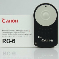 Remote Shutter Canon RC-6 Wireless For Kamera Canon Eos 6D 7D 60D 70D