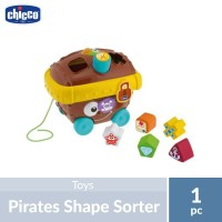 Chicco Pirates Shape Sorter