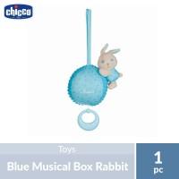 Chicco Musical Box Rabbit Blue