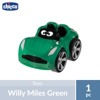 Chicco Stunt car Willy Miles Green