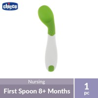 Chicco First Spoon 8m+ Green