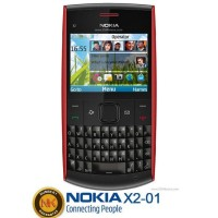 Original Hp Nokia X2 01 Keyboard Mobile Phones