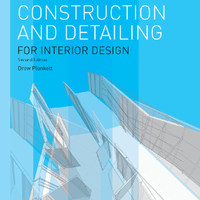 Construction and Detailing for Interior Design [ebook]