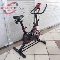 Spinning Bike AMD-07 - Sepeda Statis Olahraga