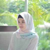 Eclemix Printed Scarf : Cosmos, Hijab Printing Square