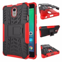 Case Lenovo P1m P1ma40 softcase casing cover kick stand RUGGED ARMOR