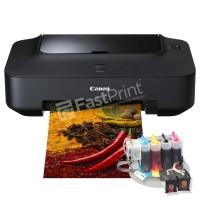 Paket Printer Modifikasi Canon IP2770 Plus Tinta Dye Based Premium