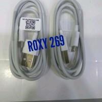 Kabel Data Hp Xiaomi Ori Model Bawaan Redmi 4X 4 X Prime Micro Putih C