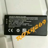 Batre Baterai Hp Nokia X2 kode BV5S Original Batterai Battre Batrei Ba