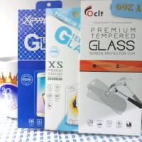 Tempered Glass Hp Samsung Mega 2 - Anti Gores Kaca Pelindung Temp Glas