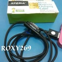 Kabel Magnet Hp Sony Xperia Z2 Z3 Z3 mini Z3 compact Z3 docomo Metal M