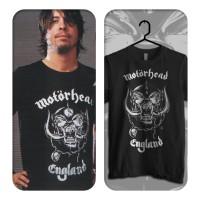 Artisan - Motorhead Grohl   Kaos  Streetwear   T-shirt