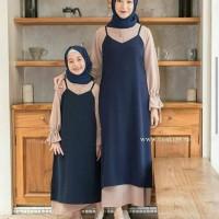 rosaline couple muslim / sarimbit muslim / maxi dress/gamis/baju hijab